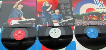 The Who - Live In Hyde Park (2015  3LP Set))